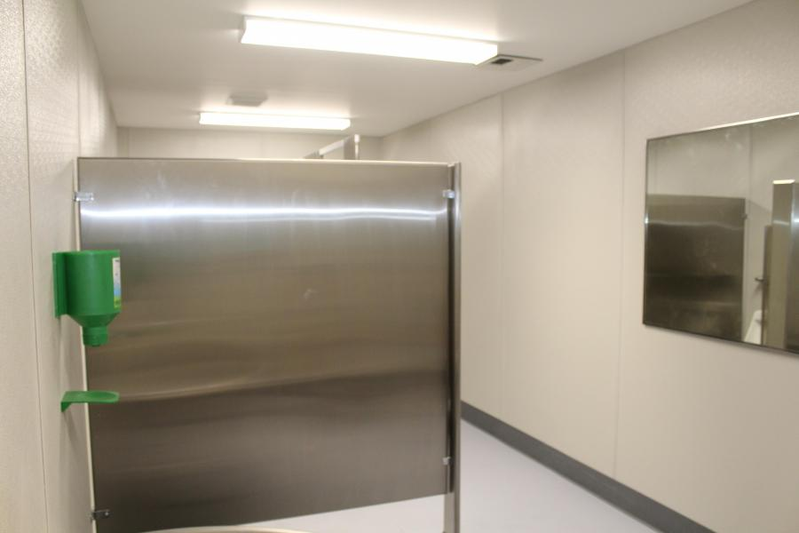 Commercial Office Restroom Remodel Tenant Improvement Tacoma Kent Federal Way