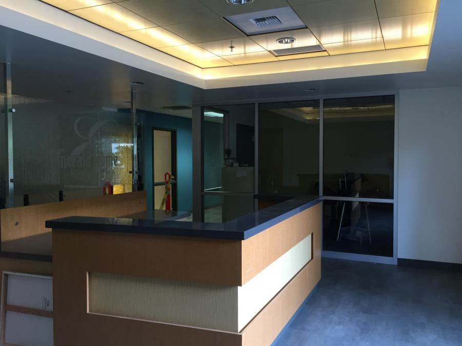 Reception Lobby Tenant Improvement