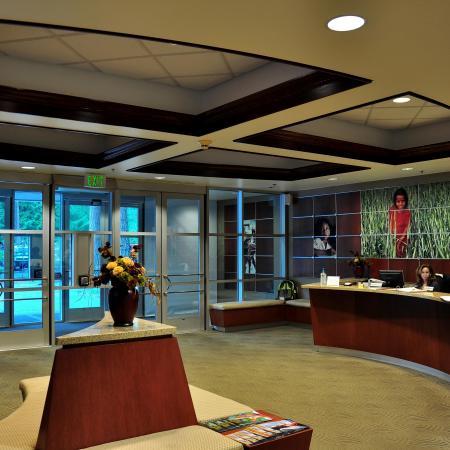 Commercial Lobby Tenant Improvement Remodel Tacoma Kent Renton Federal Way