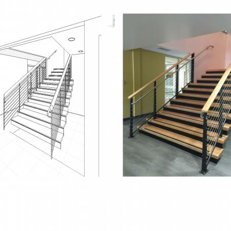 Emerald Home Stairs Concept And Finish