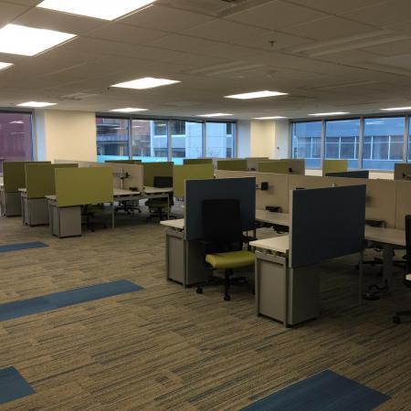 Commercial Tenant Improvement Floorcovering Carpet Tile Tacoma Fife Federal Way Auburn Kent Renton Seattle